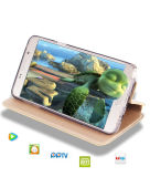 Kickstand Funktions-Kippen-Handy-Deckel-Fall für HTC U ultra