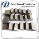 Granit-Marmorsteinbeton Sägeblatt-Ausschnitt-Teil-Diamant-Segment