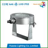 6W MutiカラーLED DMX機能(HX-HUW115-6W)の防水噴水ライト