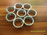 El CNC de encargo del aluminio de la precisión del bajo volumen del OEM trabajó a máquina piezas anodizadas