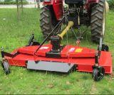 Ptoのトラクターによって取付けられる回転式刃の終わりの芝刈り機