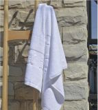 70X140cm 500g 32s Badhanddoek 100% van het Hotel Katoenen OEM Onthaal