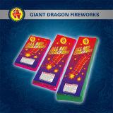 すべての赤いクラッカーの中国の爆竹16shot 48shot 168shot 336shot 804shot