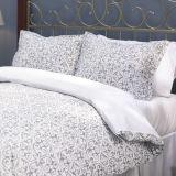 Conjunto cómodo y suave de la cubierta del Duvet del algodón