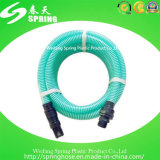 Plastik-PVC Heavy Suction Hose für Industry