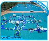 2017 Speelgoed van het Park van Aqua van de Dia van het Water van de Zomer het Hete Reuze Opblaasbare voor Verkoop
