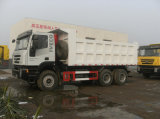 380HP 25ton 18cbm for Iveco Genlyon Dump Truck for Africa