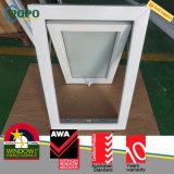 독일 Veka 프레임 UPVC/PVC에 의하여 이중 유리로 끼워지는 최고 걸린 Windows