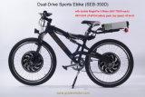 Bicyclette électrique avec des moyeux en alliage d'aluminium (SEB-350D)