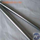 Arbre 1045 linéaire de précision passé au bichromate de potasse par 4mm de diamètre d'acier
