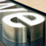 Scherpe Machine van de Laser van het Blad 2000W van het Aluminium van de laser de Scherpe om Te adverteren