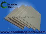Tarjeta/hoja excelentes de la espuma del PVC de los materiales de la muestra con una mejor flexibilidad