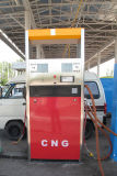 Double distributeur du gicleur CNG avec le mètre d'écoulement de la masse de Coriolis