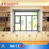 Fenêtre à châssis en aluminium et fenêtre coulissante en aluminium de haute qualité