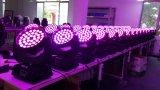 Éclairage LED mobile d'étape d'usager de disco de la tête 6in1 de faisceau (HL-005YS)