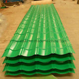 El cubrir del metal de Zincalume Trimdek/hierro del material para techos de Colorbond