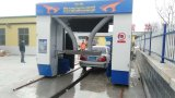 自動化された洗車のための車の洗濯機