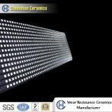 Manufacturer di ceramica Alumina Ceramic Wear Liner come Wear Protection Parte