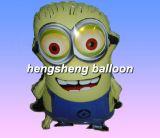 Раздувной воздушный шар гелия