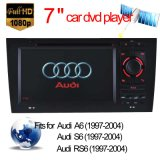 Special Car DVD GPS per Audi A6 / Audi S6 / Audi RS6 navigazione con Bluetooth / Radio / RDS / TV / Can Bus / USB / iPod / HD Touchscreen Funzione