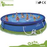 子供のおもちゃの安く膨脹可能な警備員、普及した巨大な水公園膨脹可能な水スライド