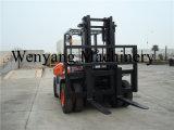 China maakte Diesel van de Motor 6000kg Isuzu 6bg1 Vorkheftruck
