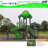 Новый дизайн Детская площадка оборудование Лес Джинны Детская площадка оборудование