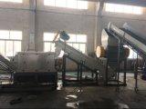 Plastik, der waschende Zeile für HDPE Shampoo-Flasche aufbereitet
