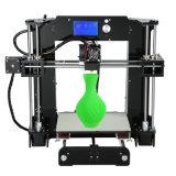 La FCC RoHS de la CE de GV brevette l'imprimante 3D de bureau approuvée de DIY