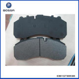 Bus Spare Parts Brake Pad Wva29087 für Benz, Ievco, Volvo