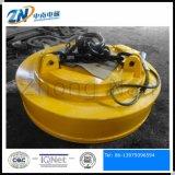 Imán de elevación eléctrico de la dimensión de una variable circular para el desecho de acero del diámetro MW5-210L/1 de 2100m m