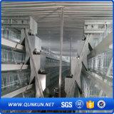 Strato del pollo della gabbia della rete metallica per le aziende agricole del Kenia