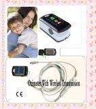 Ossimetro di impulso con la trasmissione senza fili (CMS-50EW)