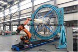 La fibra de carbono 176 Husillos Braiding Machine