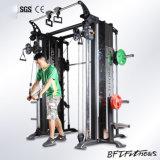 De multi Machine van de Gymnastiek van de Oversteekplaats van de Kabel/de Machine van Smith van het Rek van de Macht