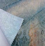新しいデザインによって印刷されるジャカード伸縮自在のズボンの衣服ファブリック