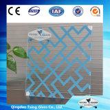 glace d'impression d'écran en soie de 3-19mm pour l'appareil ménager/meubles