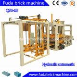 Mittelgrosser automatischer konkreter hohler Block Qt4-18, der Maschine herstellt