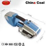손 휴대용 배터리 전원을 사용하는 플라스틱 견장을 다는 기계