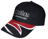 Gorra de béisbol 100% del algodón con la insignia del bordado (C312)