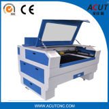 Estaca de madeira do laser e máquina de gravura para a venda
