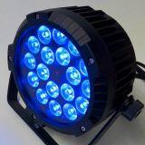18*15W屋外LEDの同価ランプLEDのアクアリウムの照明設備