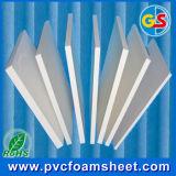 Carte en plastique de PVC de feuille de marbre de PVC de constructeurs de panneau de mousse de PVC