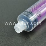 Orale Spritze mit zugeführtem Gefäß