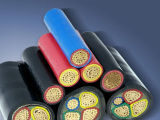 Cable électrique de basse tension (XLPE)