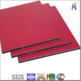内部のUsing 3mm Aluminium Composite Panel