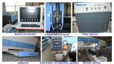 Нержавеющий автомат для резки лазера волокна стали углерода