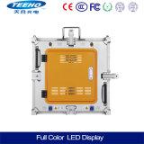P2.5 de alta resolución 1/32s RGB de interior que hace publicidad de la visualización de LED
