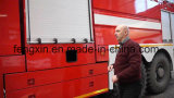 Het Rolling Blind van het Aluminium van de Vrachtwagen van de brandbestrijding/Broodje op Deur