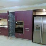 Professioneller heißer Verkaufs-Lack-Küche-Schrank